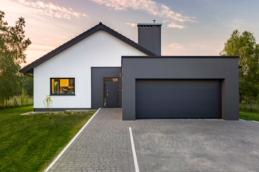 costruzione garage in muratura