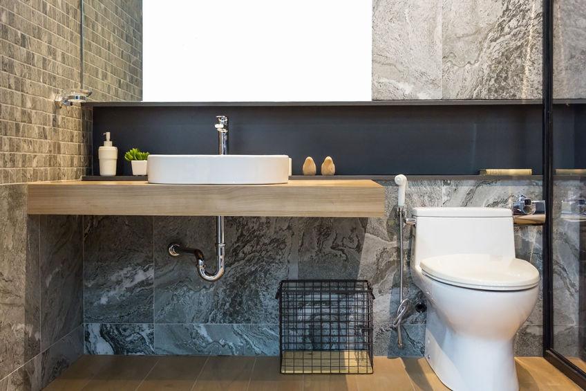 Nicchia in bagno: utile sul lavandino
