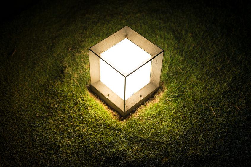 lampada design per esterni
