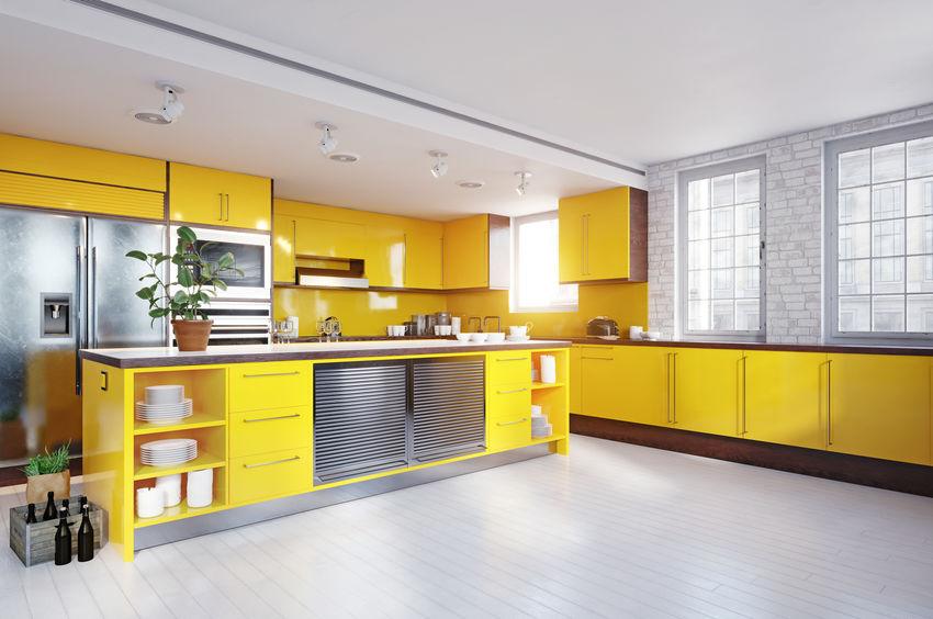 8 idee splendide idee per arredare gli ambienti di casa in giallo