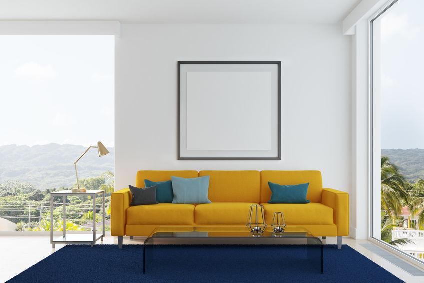 Arredare casa: come inserire un dettaglio in giallo