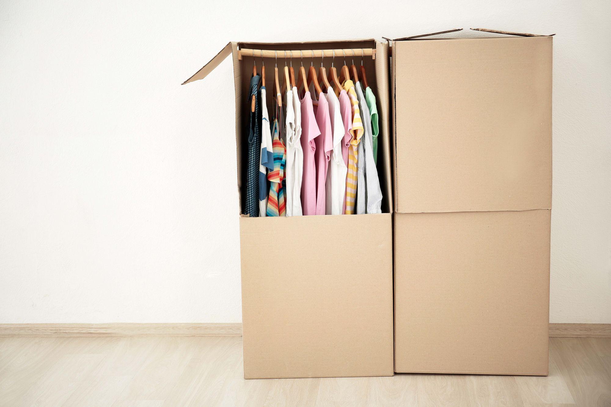 Trasloco: scegli i giusti scatoloni