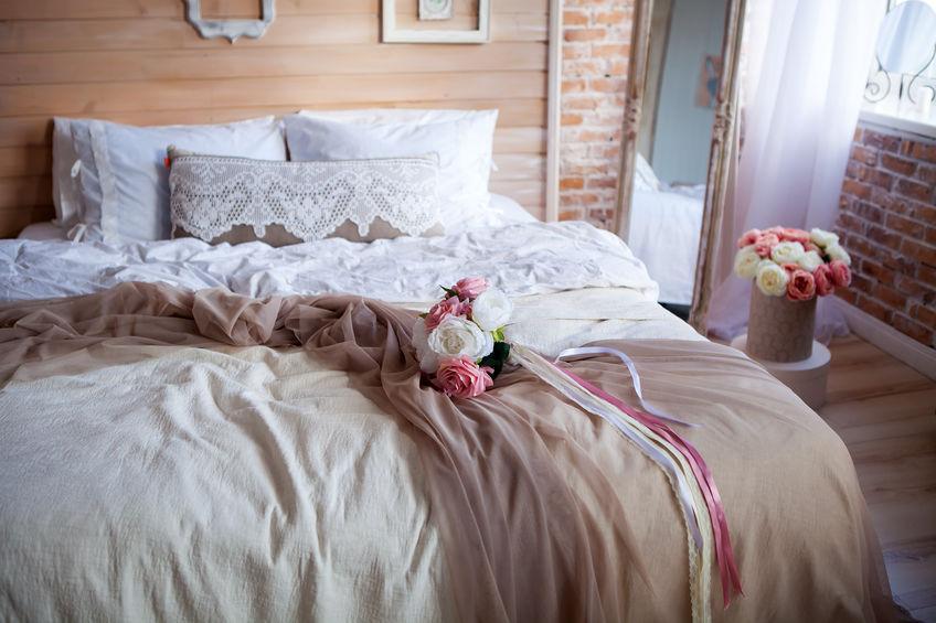 Stile provenzale: soluzioni per la camera da letto