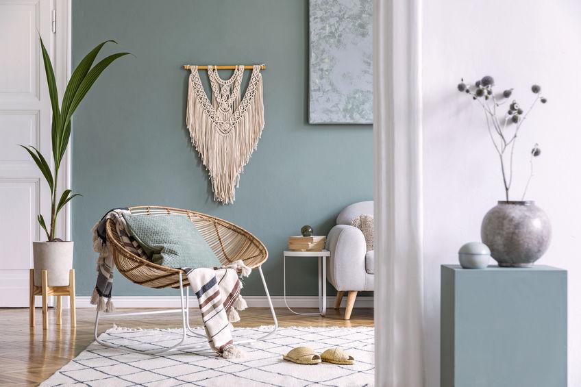 Azzurro: decorare con stile gli ambienti di casa