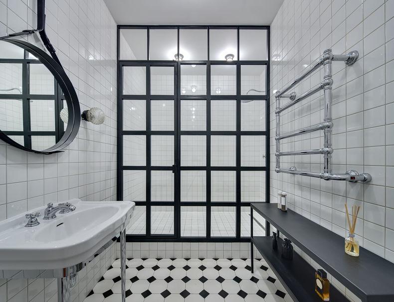 mobile bagno rétro