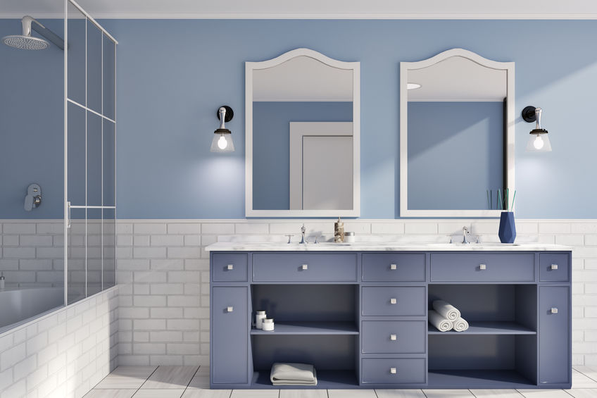 mobile bagno elegante
