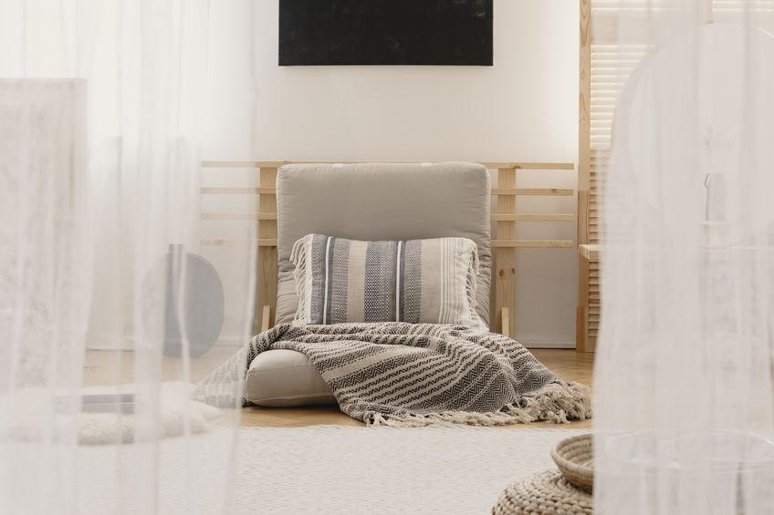 futon singolo