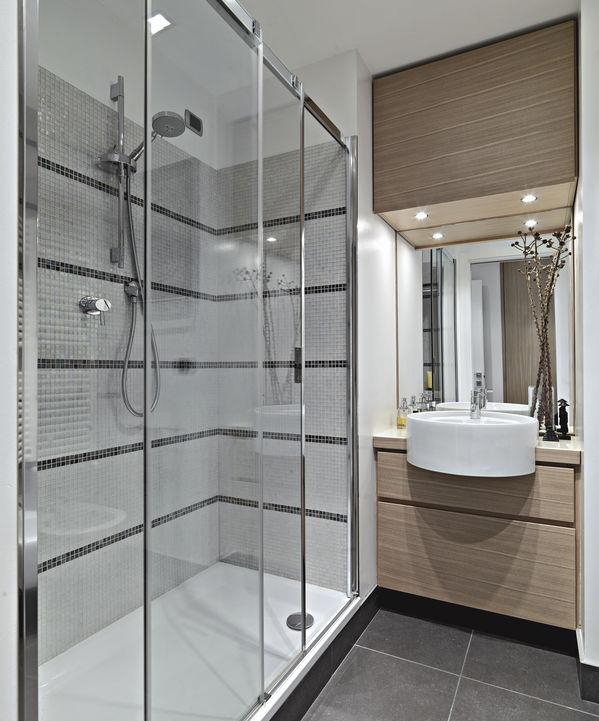 Box doccia con apertura laterale scorrevole