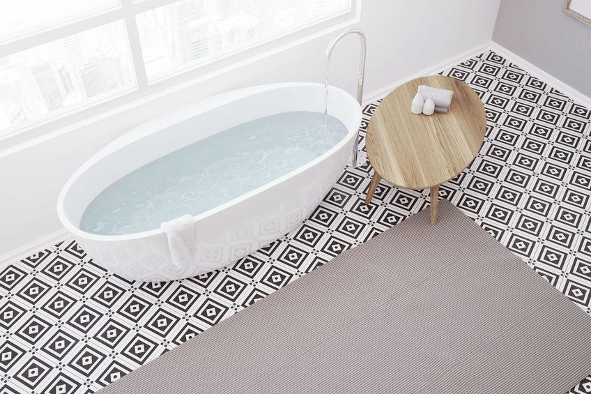 Quale rivestimento scegliere per il pavimento del bagno