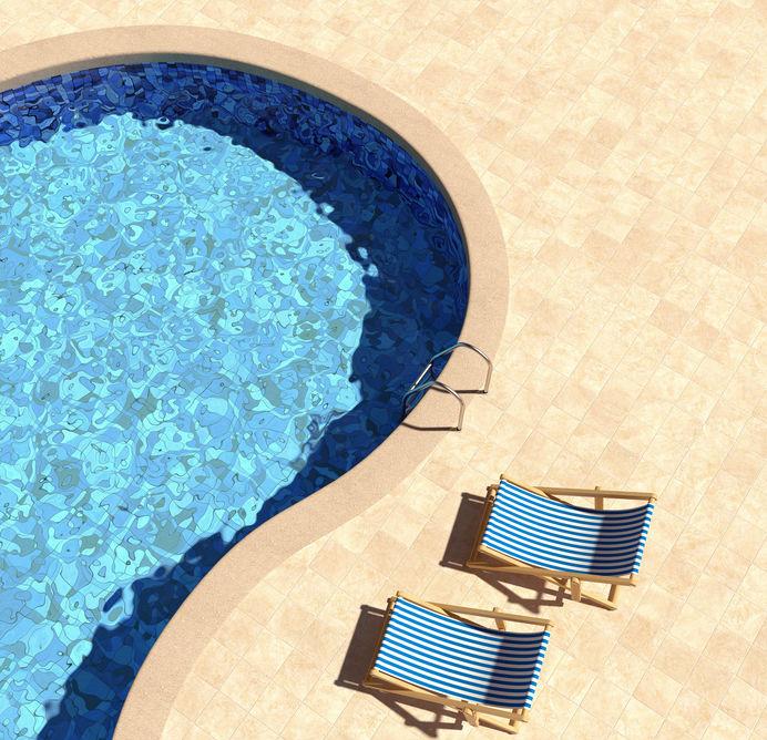 arredamento piscina