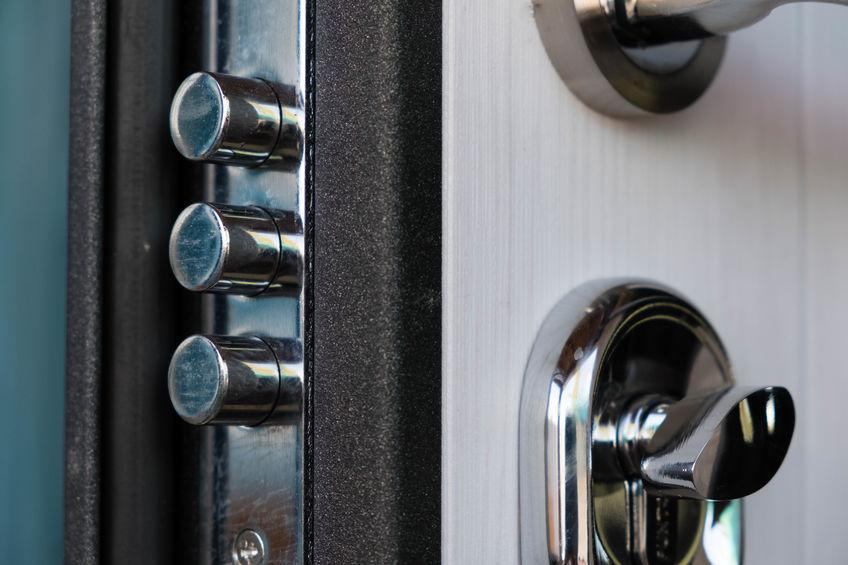 serratura per porta blindata