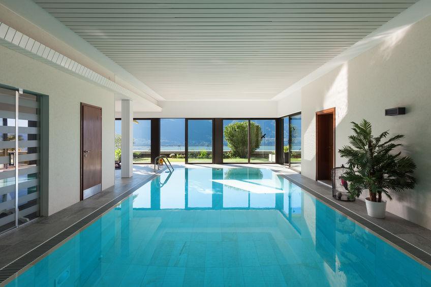 realizzare piscina interna
