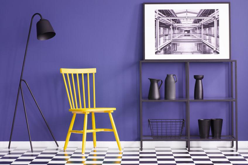 parete viola