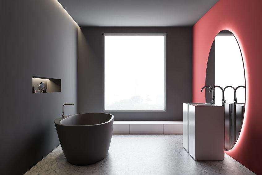 lavabo freestanding moderno