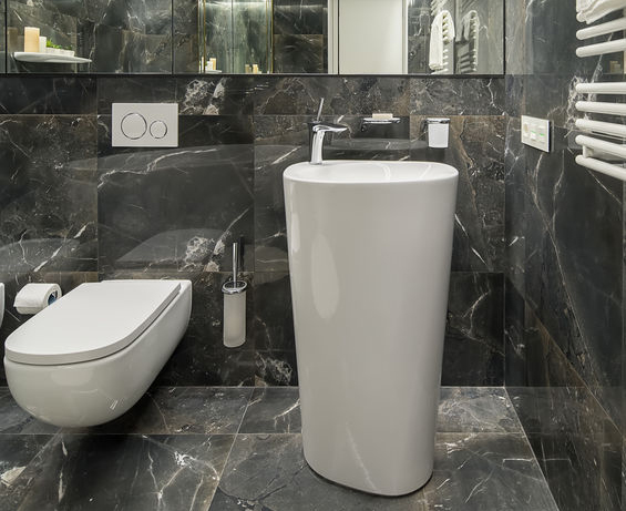 lavabo freestanding per bagno piccolo