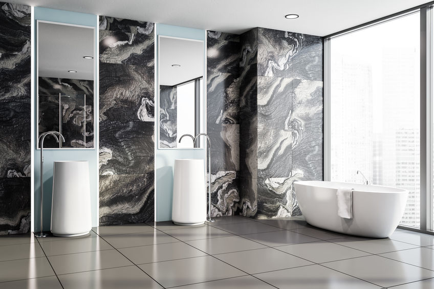 lavabi freestanding e rubinetteria