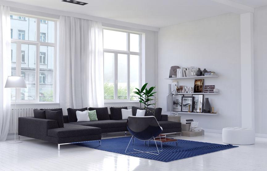 Arredare in blu: idee chic nei vari ambienti di casa
