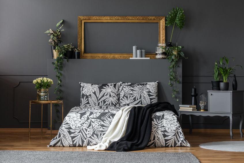 Lenzuola floreali per la camera da letto