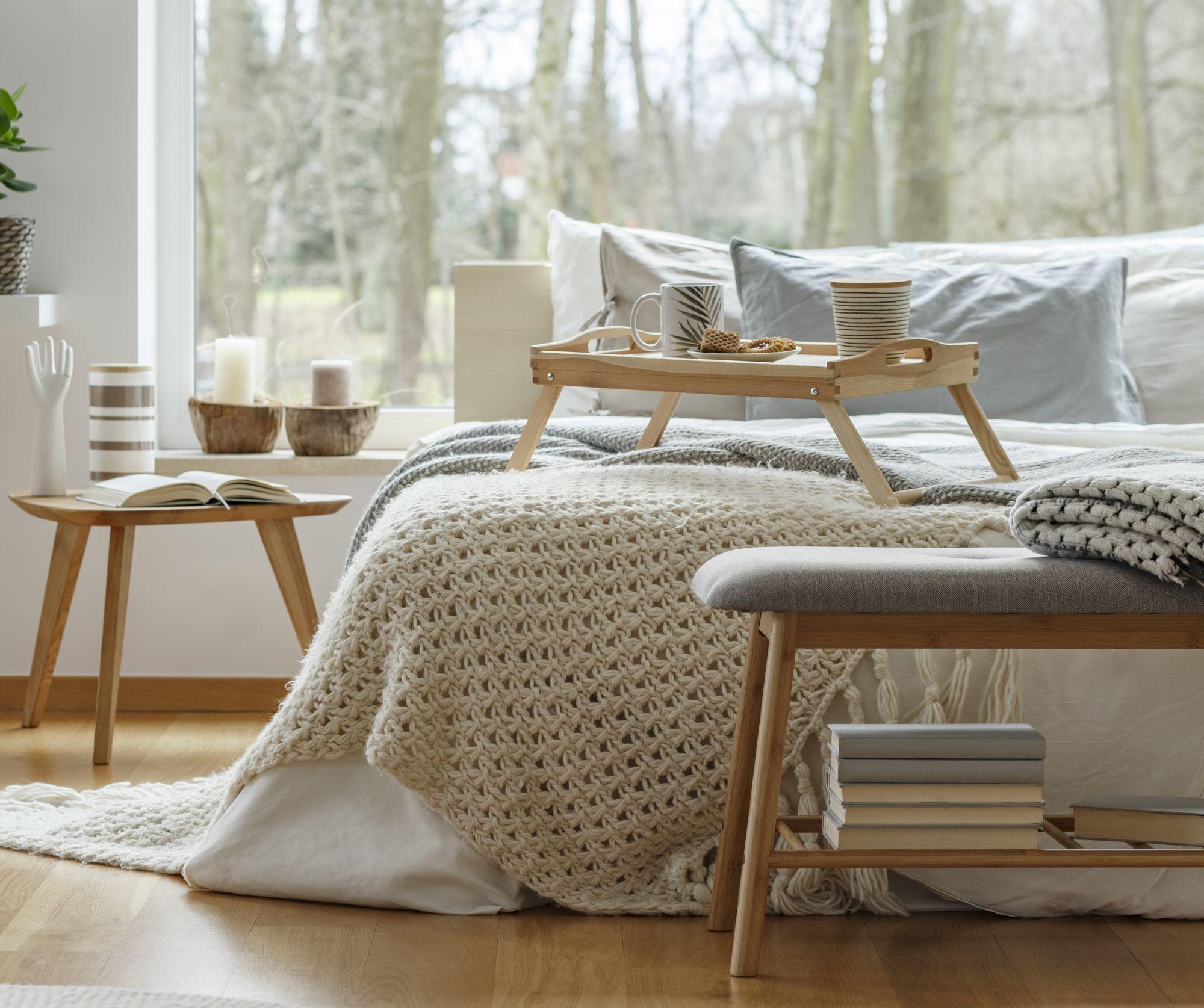 Plaid e coperte per la camera da letto