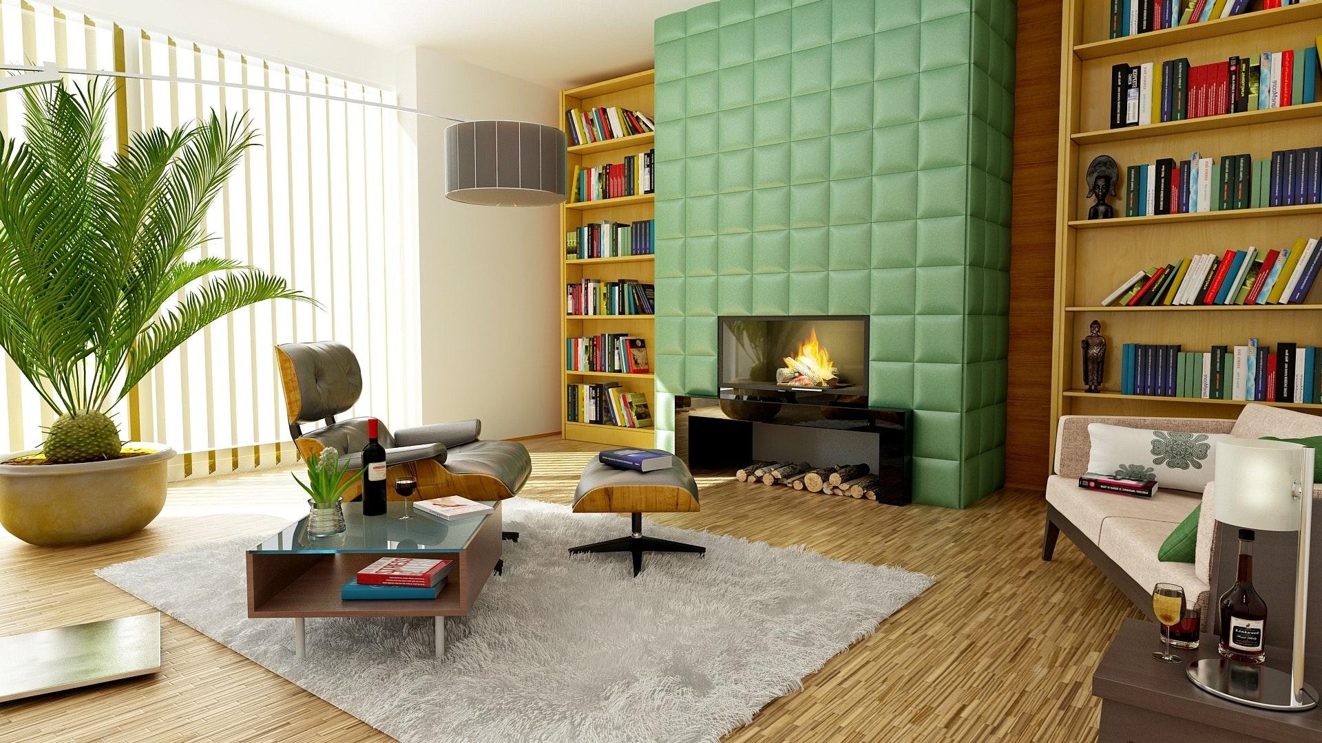 Arredare il soggiorno con poltrone di design: Eames lounge chair