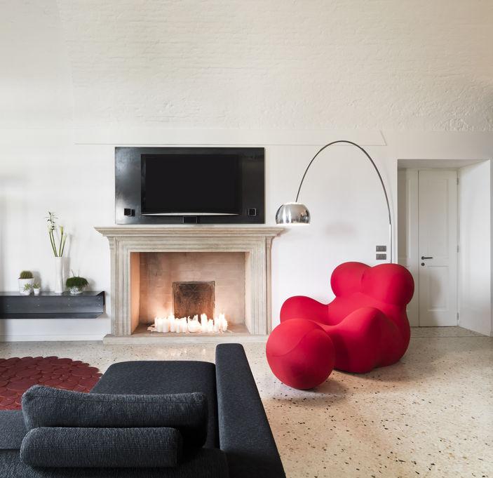 Poltrone di design per arredare il soggiorno di casa