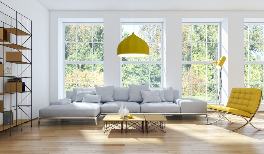 Arredare il soggiorno con poltrone di design