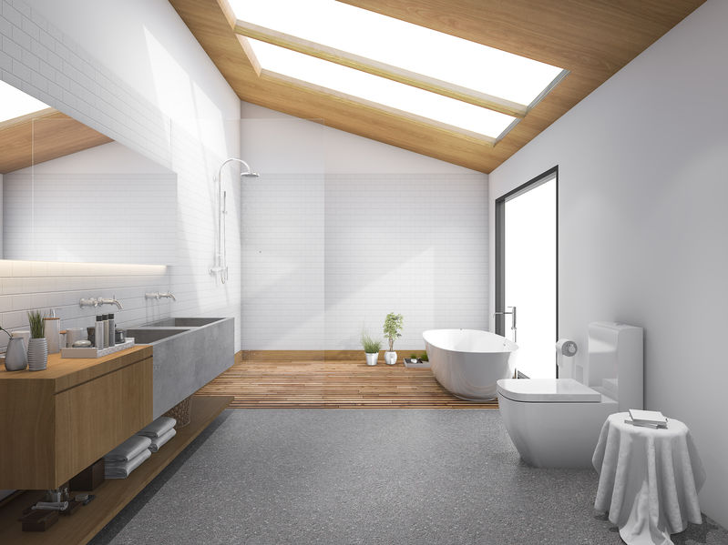 Legno: come e dove usarlo in bagno