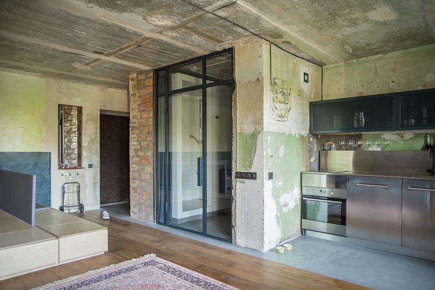 Loft: un appartamento industriale senza confini