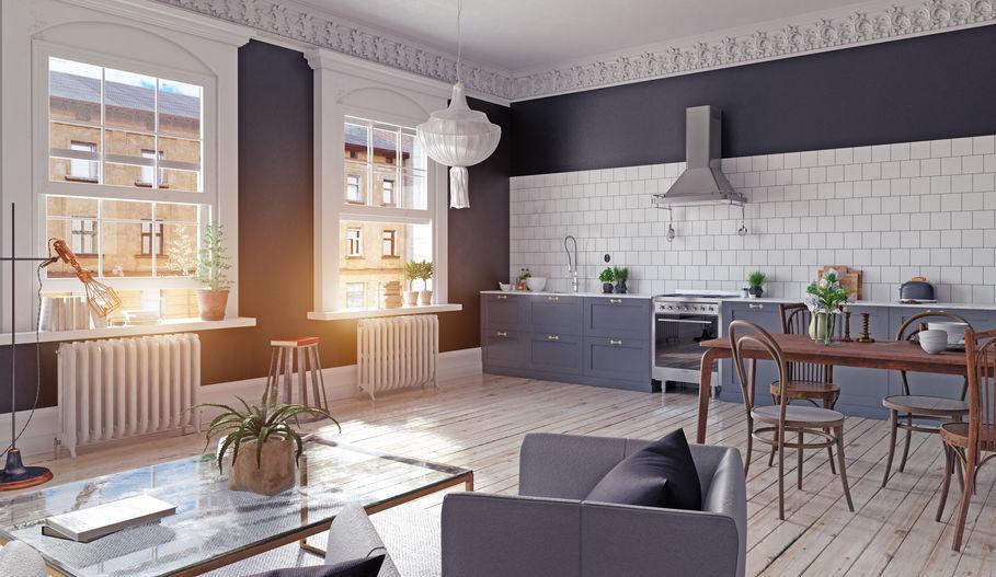 Design per tutti: arredare una cucina low cost