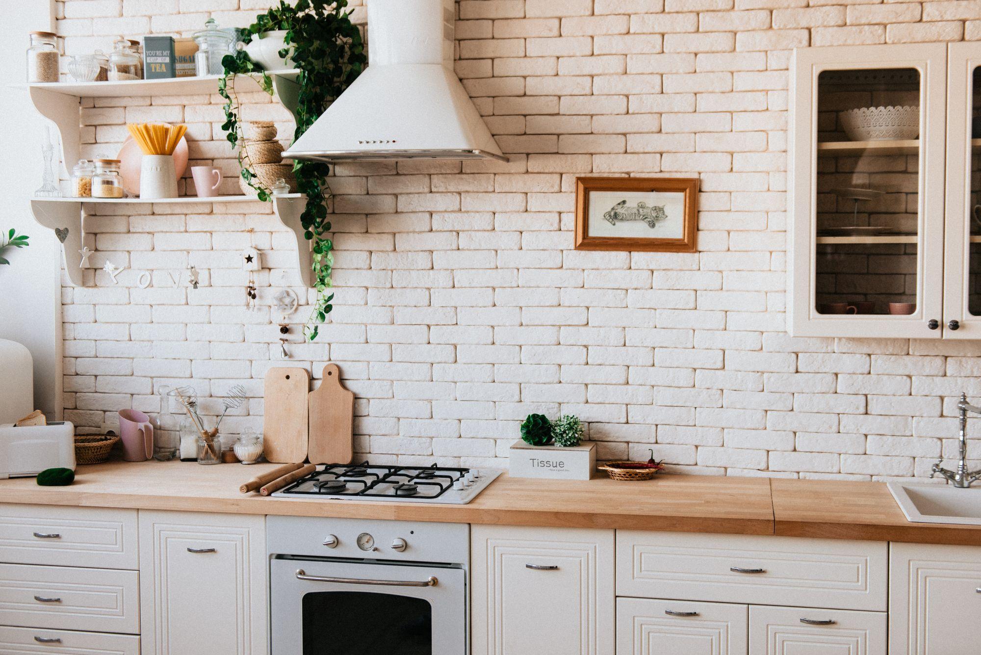 Cucina hi-design e low cost: chiara e nordica