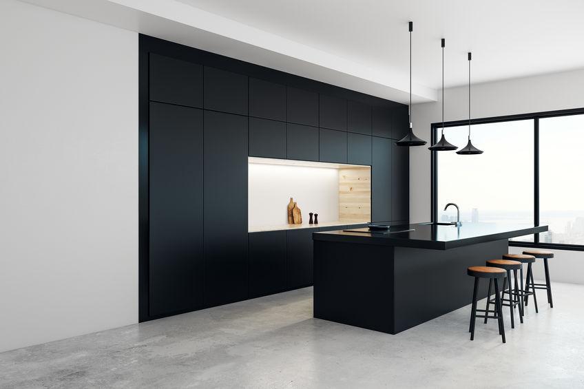 cucina nera