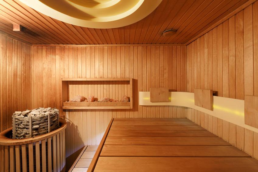 realizzare sauna in casa
