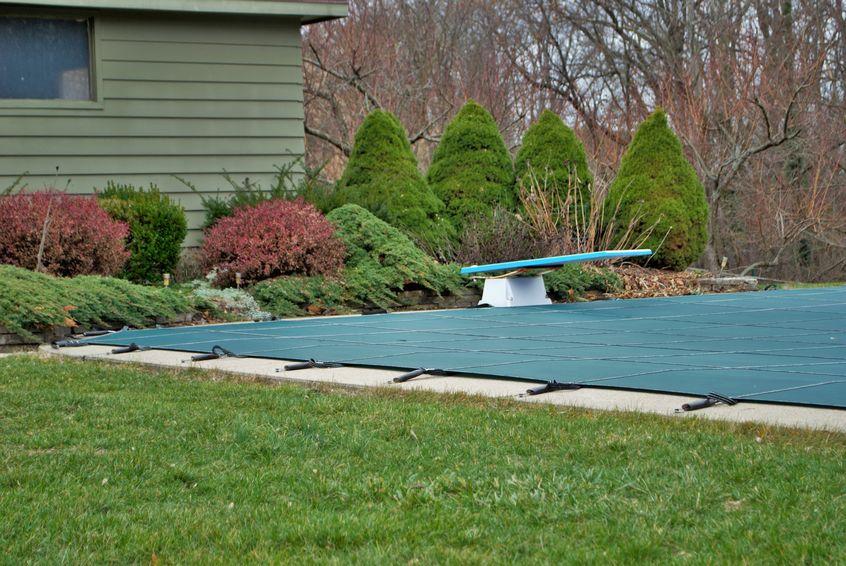 teli di svernamento per piscine