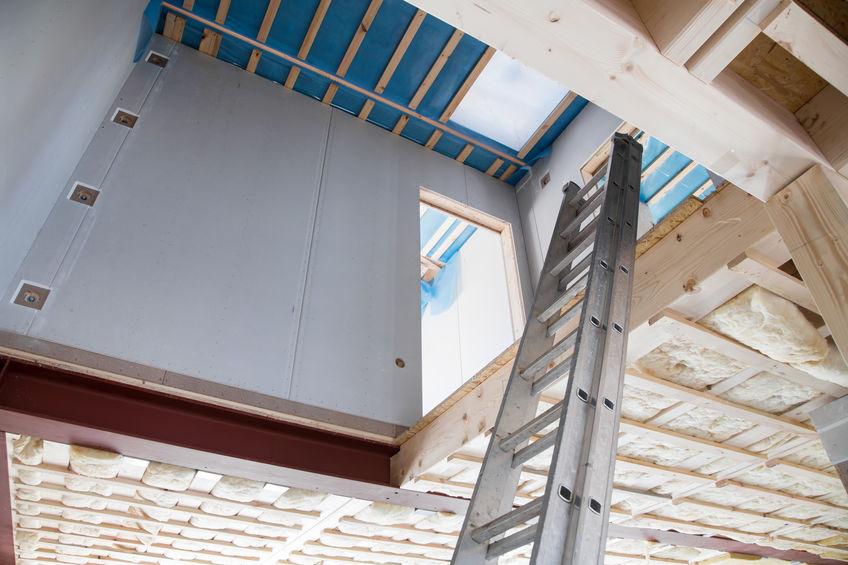 Insonorizzare casa: soffitto a prova di rumore