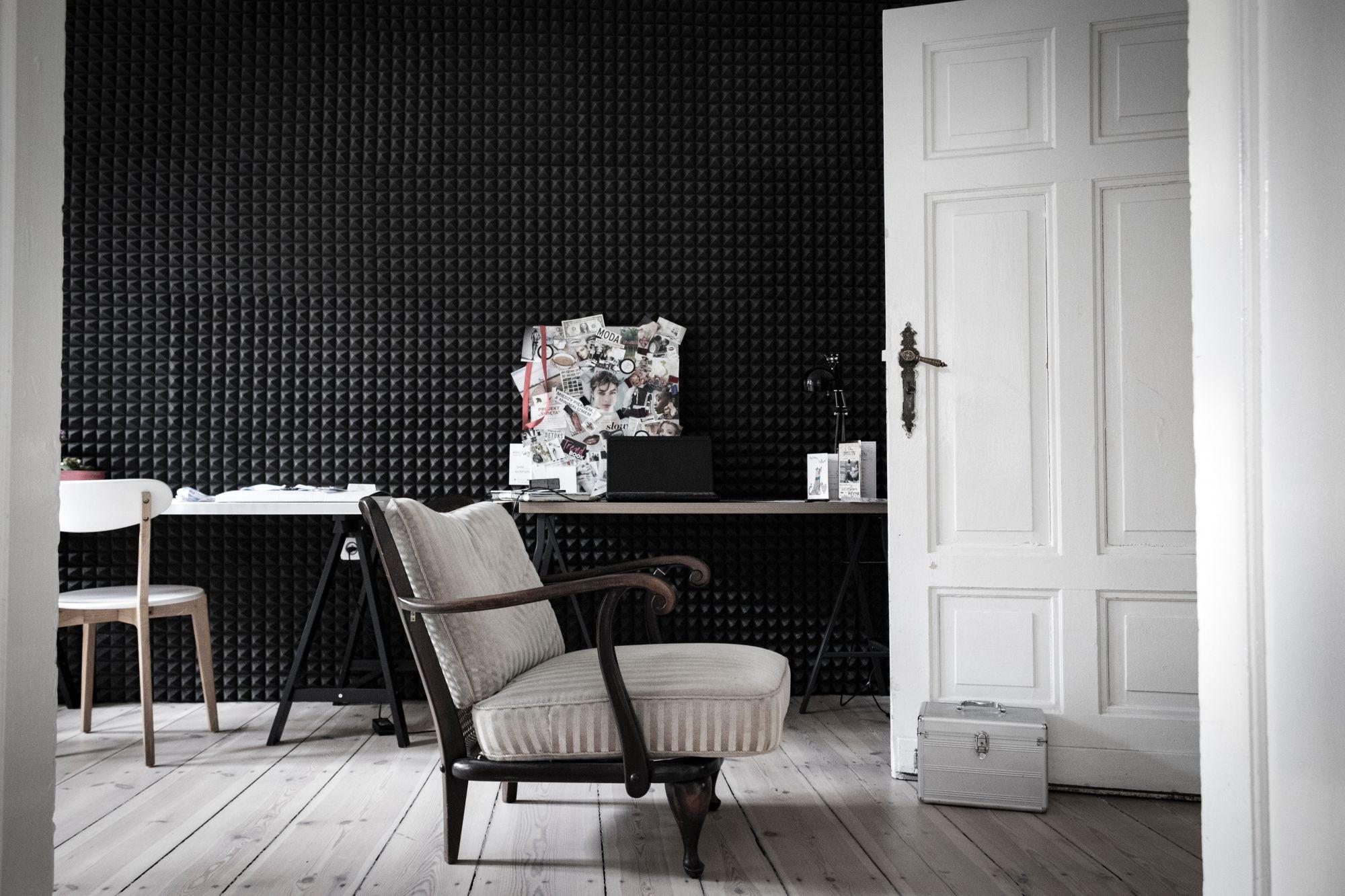 Insonorizzare casa: pareti con pannelli fonoassorbenti