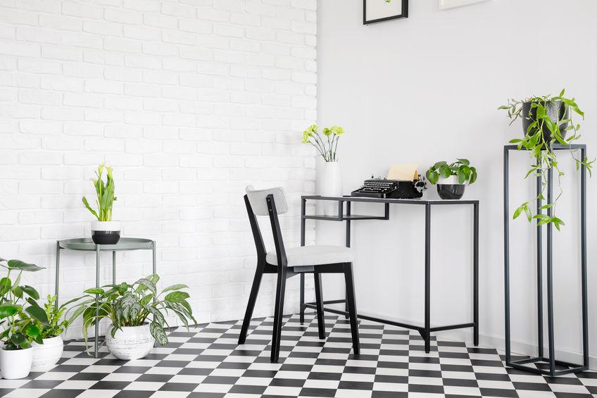 Mattoni in bianco: 8 bellissime idee per decorare casa