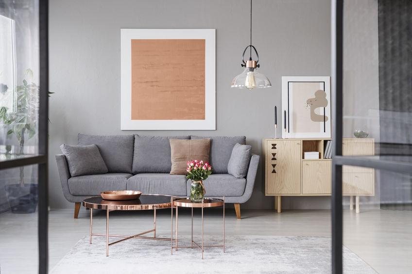 Interni in grigio: idee per arredare gli ambienti di casa