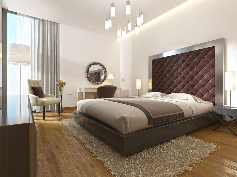 Art decò: perfetto in camera da letto