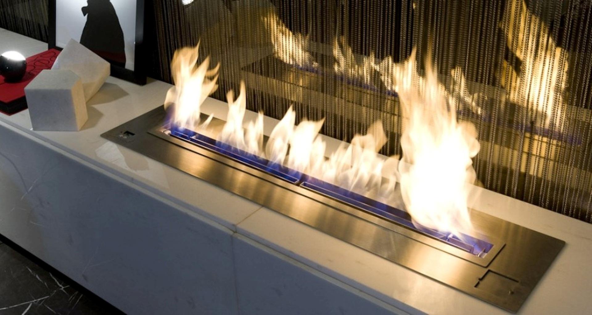 bruciatore bioetanolo