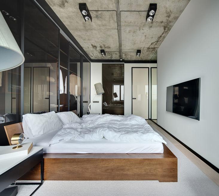 Zona notte: 5 tipologie per la struttura del letto