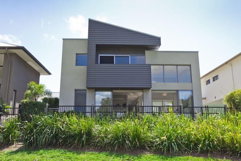 facciata moderna