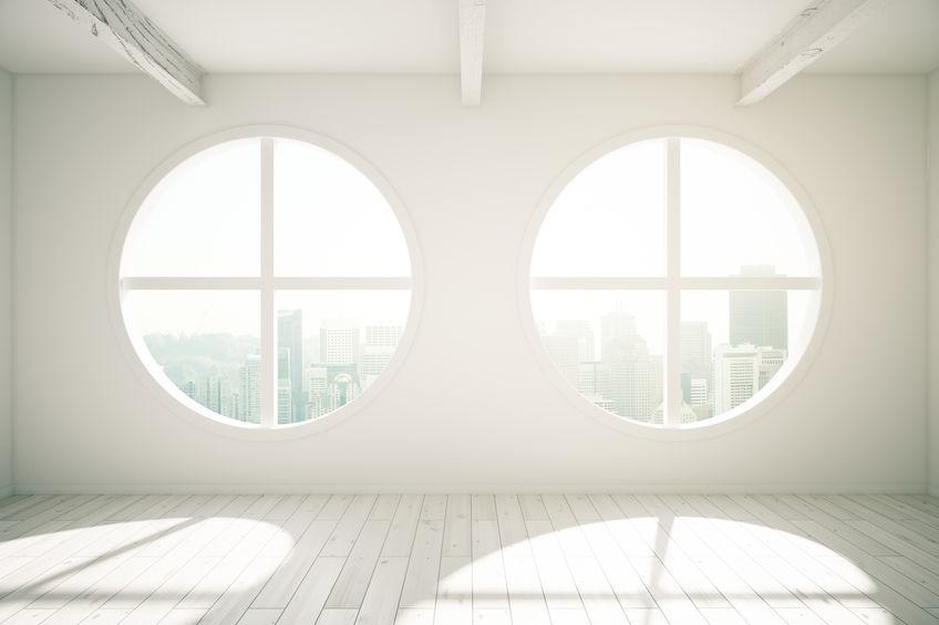 finestre rotonde