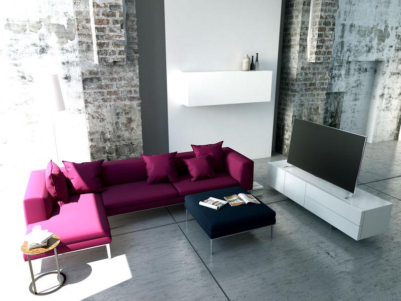 Tv: soluzioni per inserirla in modo perfetto nella zona living