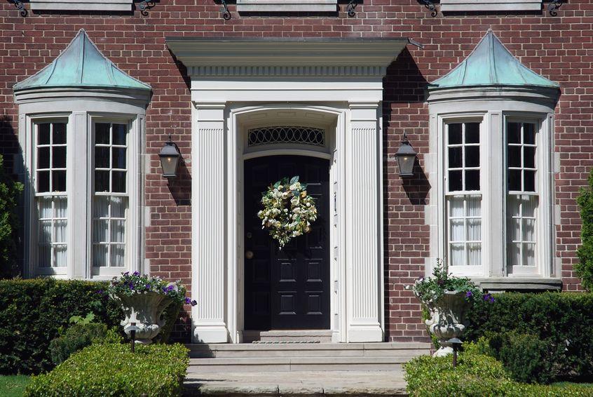 Bow window e bay window: quali vetri inserire
