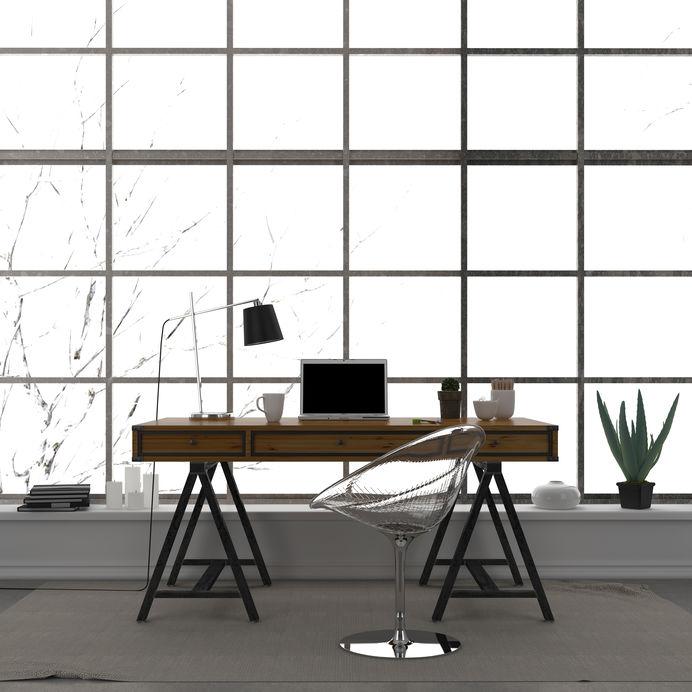Sedute trasparenti: poltrona trendy per il workspace