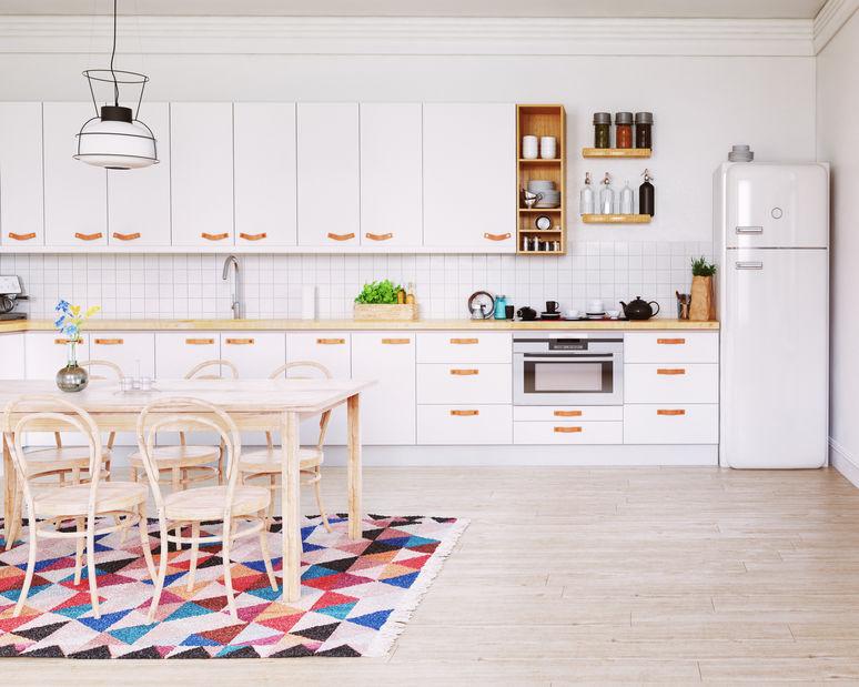 Maniglie in pelle in cucina: eleganti e di stile