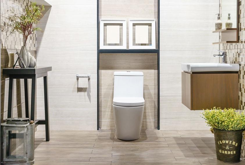 Dove posizionare le piastrelle in bagno