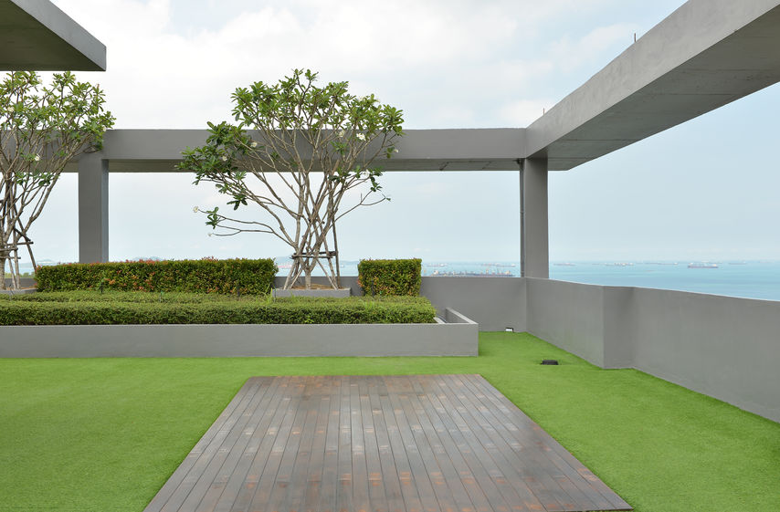 copertura verde