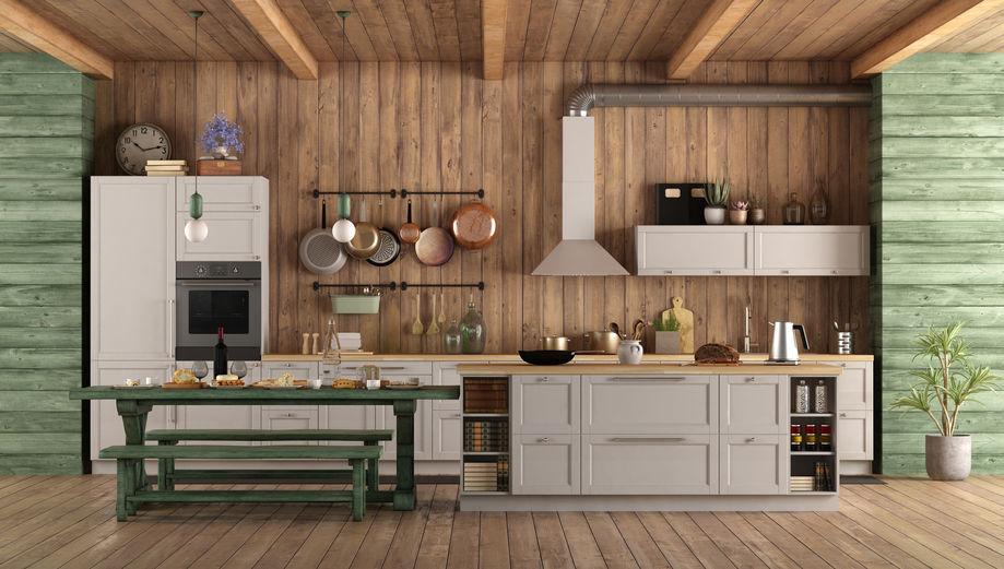 Panche in cucina: arredare con originali sedute