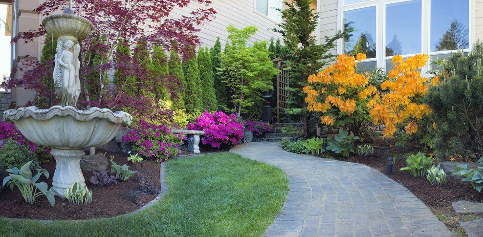 fontane ornamentali per giardino
